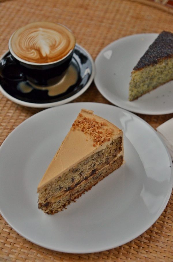 Cakes & Coffee @ VCR'=