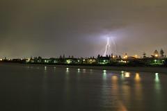 Lightning Over Henley Beach 2