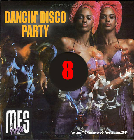 dancin disco party 8