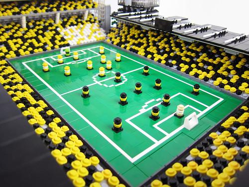MicroBricks: Råsunda soccer stadium