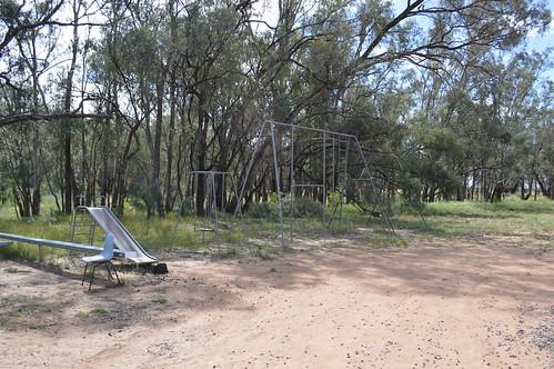 Playground, Kiacatoo Recreation Reserve
