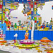 LEGO Movie Coliseum Interior Floor & Entrance by Imagine™
