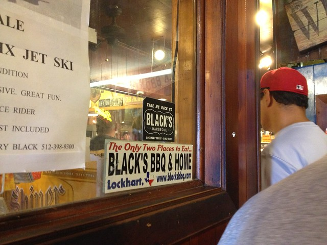 Black's Barbecue, Lockhart TX