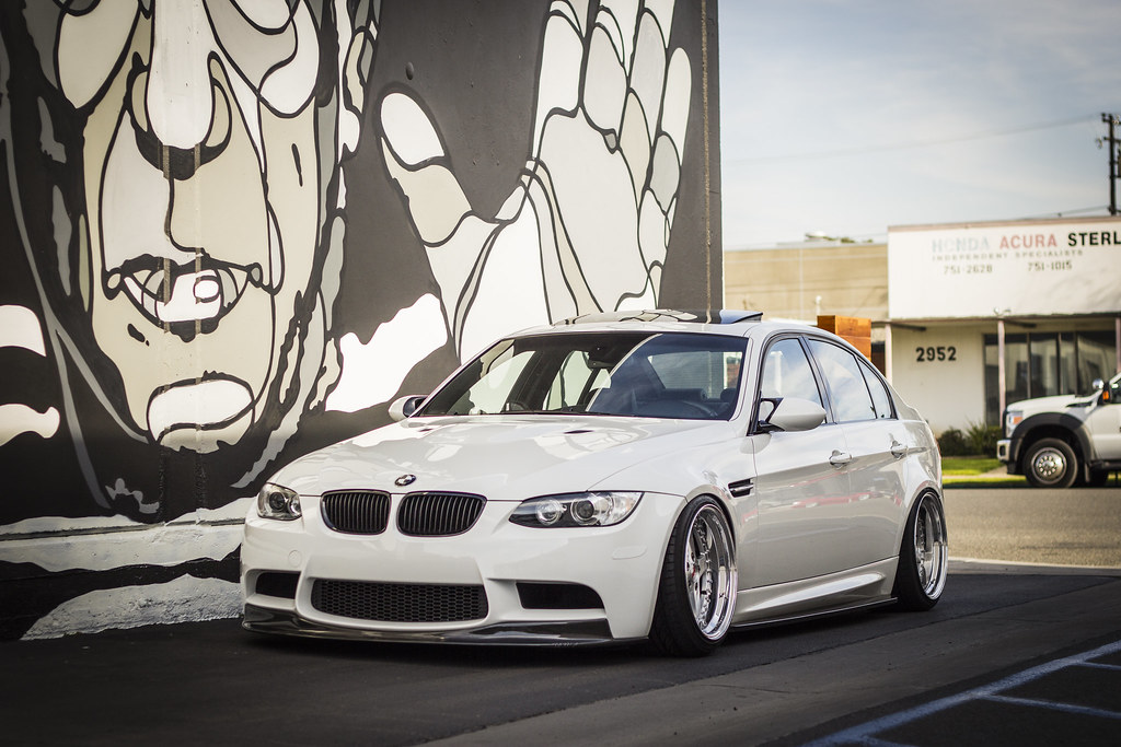 Keep It On The Down Low E90 M3