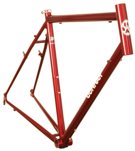 "<p>The Grand Tour incorporates decades of refinements in full road touring frame design, including stable handling at high speeds, a comfortable fit, rugged tubeset, generous chainstays and lots of creature features.<a href=""http://gunnarbikes.com/site/bikes/grand-tour/"" rel=""nofollow"">Learn more . . </a></p>"