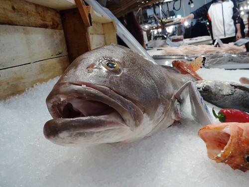 Fish market width=