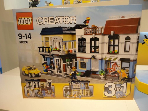 LEGO Creator 31026 Box