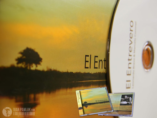 El entrevero - Cover CD by Ivan Pawluk