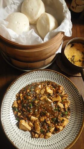 麻婆豆腐 by nekotano