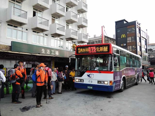 1淡水公車總站875