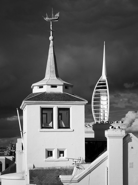 Old and New Portsmouth