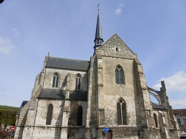 367 Église Saint-Sauveur, Les Andelys