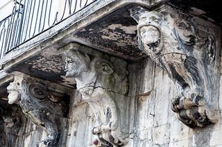 Imageof Бернардинский монастир. balcony lviv ukraine oldcity lvivoblast