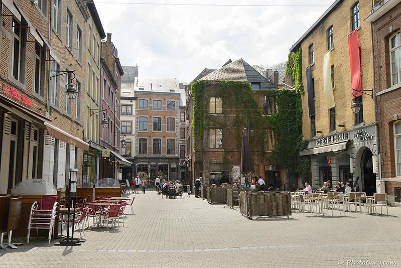 square in Namur
