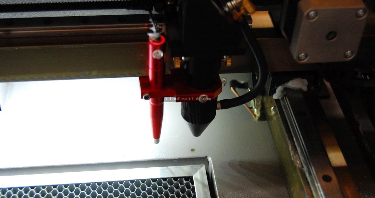 Importing a laser cutter from China | LowPowerLab