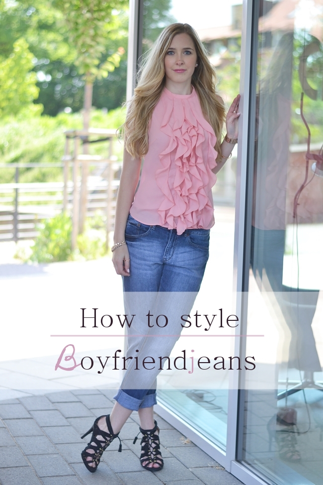 Outfit How to style Boyfriendjeans Banner