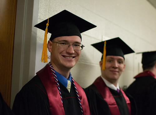IU Kokomo honors August graduates