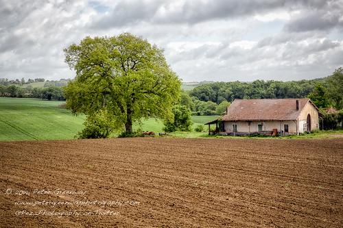 French Farmhouse Near Labastide-Castel-Amouroux