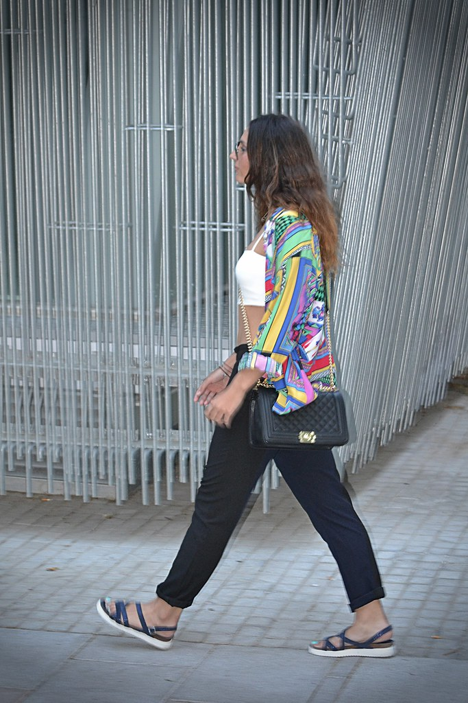 outfit con birkenstock