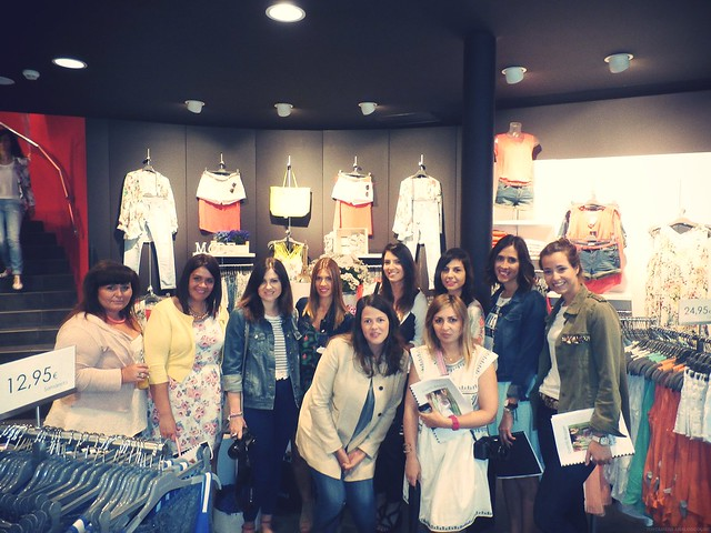 Evento Bloggers Promod