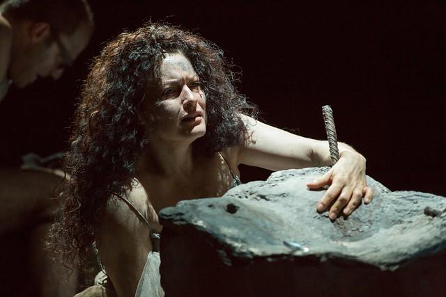 Kirstin Chávez as Marquise de Merteuil in Quartett © ROH/ Stephen Cummiskey2014