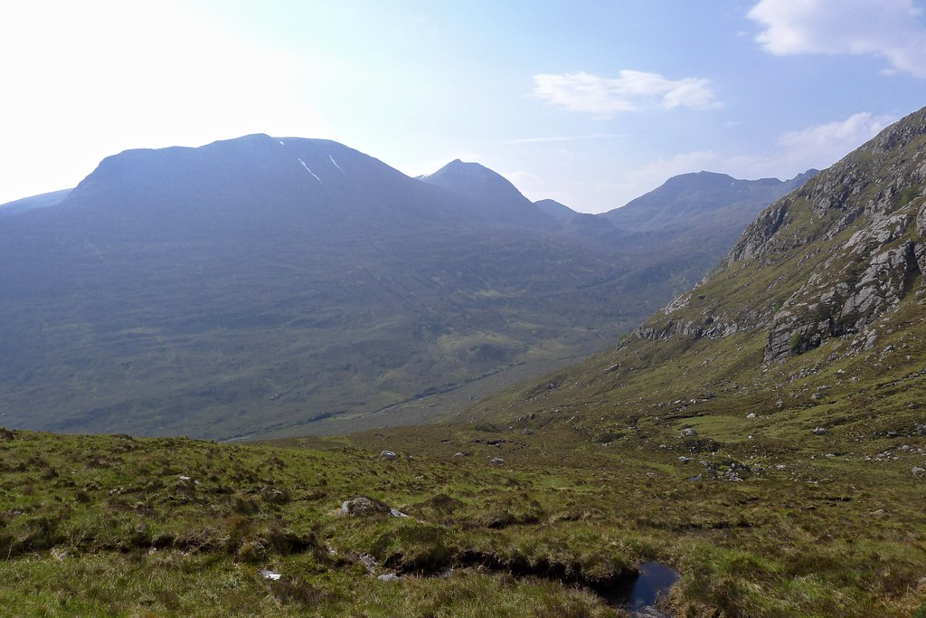 View into Gleann na Muice