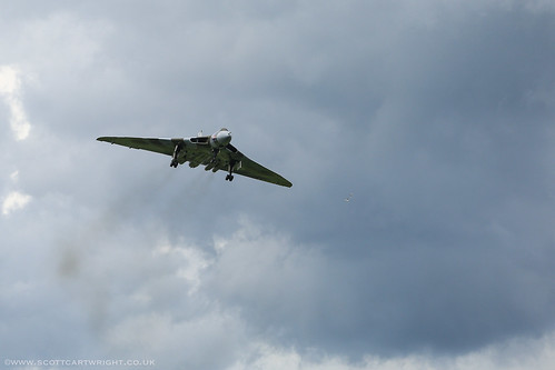 XH558 Gear Down