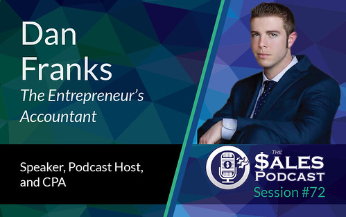 The Sales Podcast Dan Franks Session 72