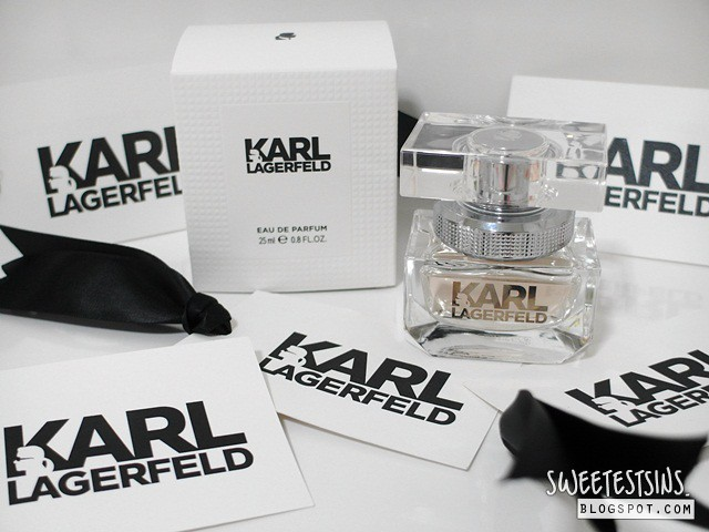 karl lagerfeld women edp review