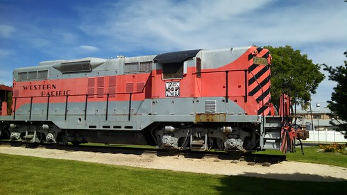 WP Locomotive in Elko