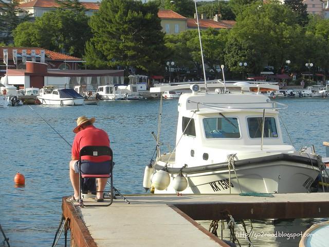 Рыбак-хорватец