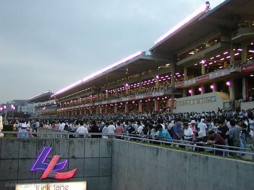 20010626 大井競馬場 / Ohi R.C.