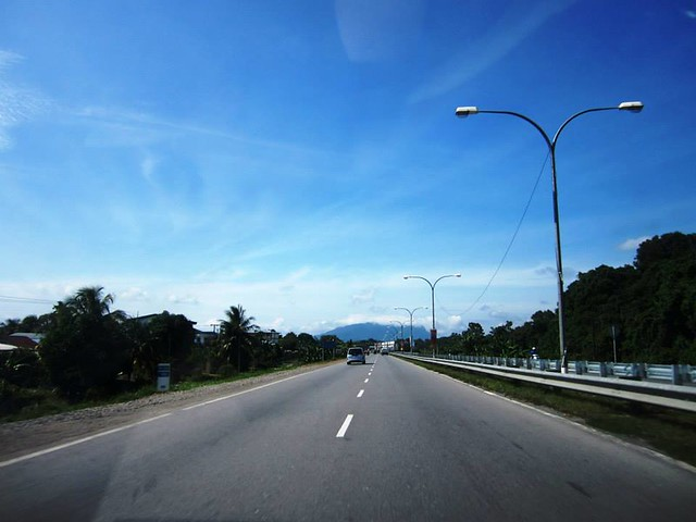 Kuching to Sibu 1