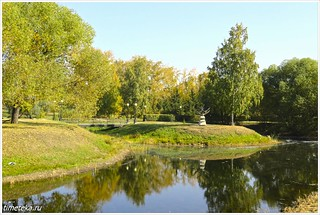 Омский дендропарк имени Г.И. Гензе