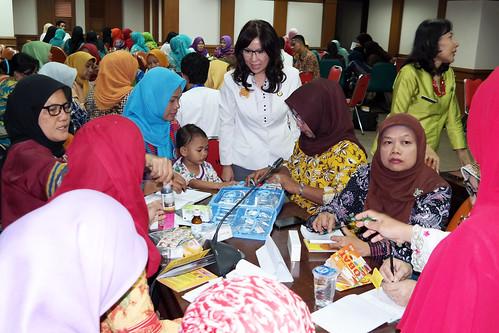 Gema Cermat di Jakarta Barat