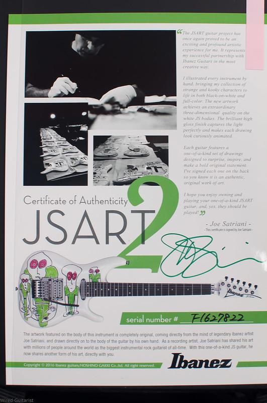 Ibanez JSART2