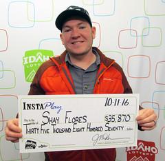Shay Flores - $35,870 Big Money Jackpot InstaPlay