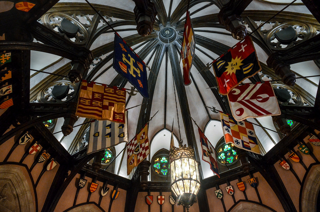 CRT ceiling