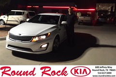 #HappyBirthday to Magaliel from pedro vazquez at Round Rock Kia!