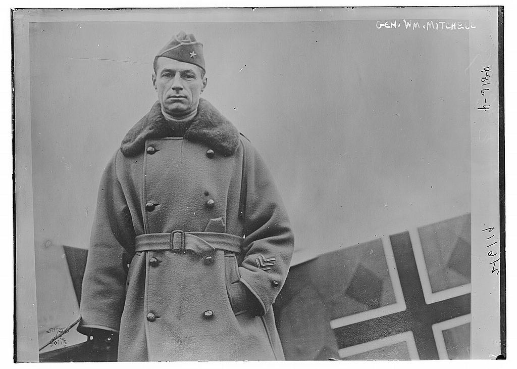 Gen. W.M. Mitchell (LOC)