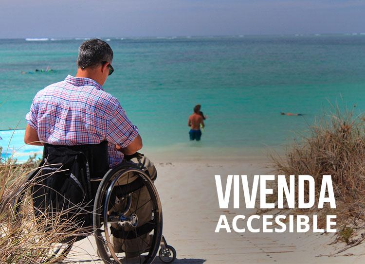 Vivenda accesible no Morrazo