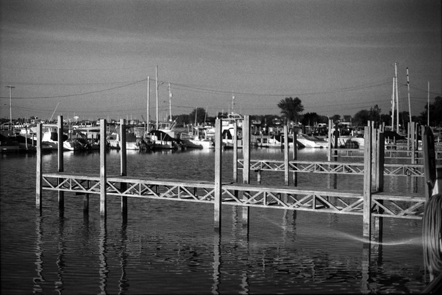 Dock on Catawba IV