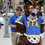 Flyte Joins Pennsylvania FFA For 2013 FFA Day At The Ballpark With The Pittsburgh Pirates