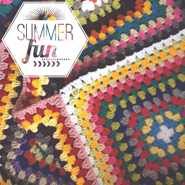 Summer stash busting fun!