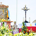 Budslaŭ Fest | 16. Cardinal Jean-Louis Tauran & archbishop Claudio Gugerotti & Bishop Branislaŭ Bernacki