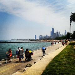 todays' run #latergram #runCHI #runCARA two weeks to #RnRCHI