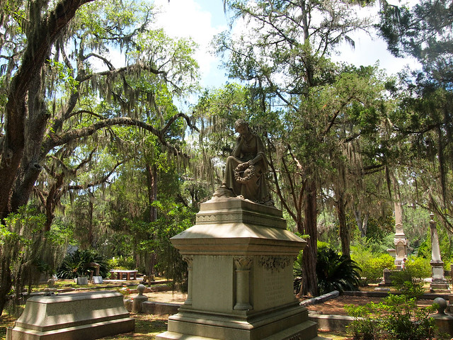 Bonaventure Cemetery in Savannah