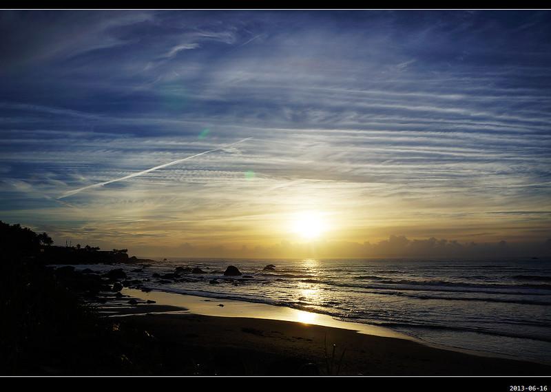台十一線海岸日出