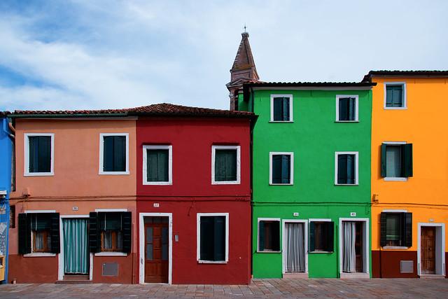 Burano - Italie