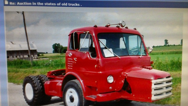 Diamond T Truck For Sale Australia >> Auction in the states of old trucks . (1/1) - Historic Commercial Vehicle Club of Australia ...